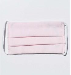 Schutzmaske für Kinder baby pink