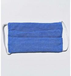 Schutzmaske für Kinder blau