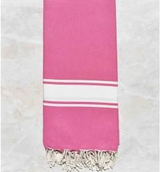 Bettüberwürfe rosa