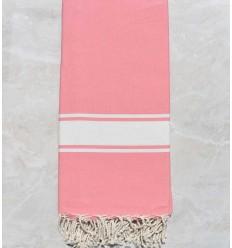 Bettüberwürfe rosa Aquarell helle