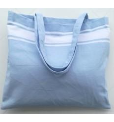 Strandtaschen fouta blauer Himmel