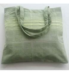 Strandtasche thalasso leicht moosgrün