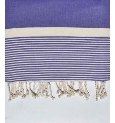 deckt durchschnittlich Bett 1.5*2.5m dunkles Lavendelblau
