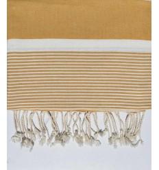 deckt durchschnittlich Bett 1.5*2.5m gelber Sand