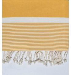 deckt durchschnittlich Bett 1.5*2.5m gelbes Gold