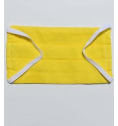 Schutzmaske Gelb